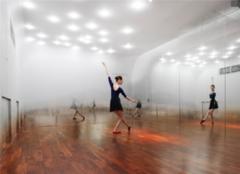 杭州舞蹈房装修设计要点 杭州舞蹈房装修效果图
