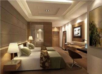成都商务酒店装修设计 2019商务酒店装修预算评估