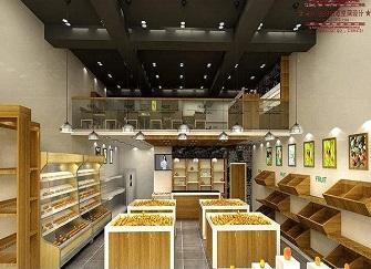 20平方水果店如何装修 20平水果店装修与摆设