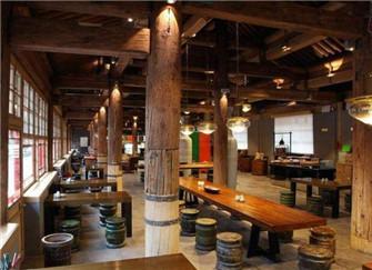 宁波中餐厅装修多少钱 宁波中餐厅装修公司哪家好
