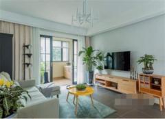 无锡两室一厅装修多少钱 无锡两室装修效果图