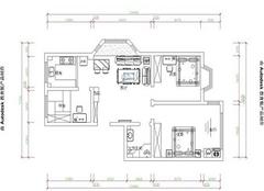 象博豪庭怎么样 87平米小三居装修案例