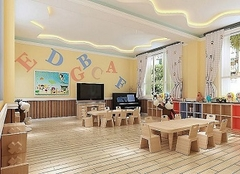 徐州幼儿园装修设计公司 徐州幼儿园装修设计技巧