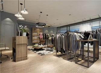 湛江装修服装店多少钱 小平米服装店装修要注意什么
