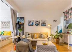 60平一室一厅装修方案 60平米一室一厅装修效果图