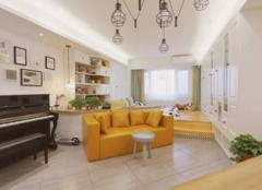 太原单身公寓装修案例 56平米现代简约风格单身公寓欣赏