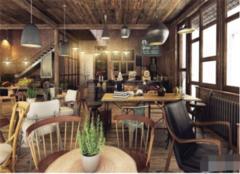 杭州咖啡店装修公司 杭州咖啡店装修效果图
