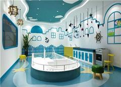 婴儿游泳馆装修费用 婴儿游泳馆装修设计案例