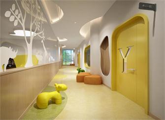 胶州幼儿园装修设计效果图 胶州幼儿园装修注意事项