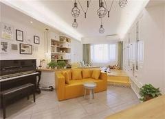 湛江公寓精装修多少钱 60平米单身公寓装修样板间