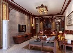 抚顺二室一厅装修设计3种风格效果图赏析