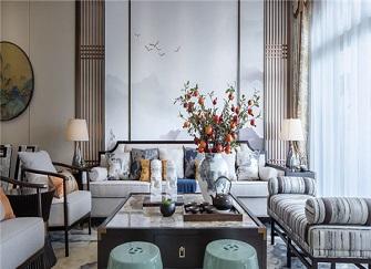 天津中式别墅装修公司哪家好 天津家庭中式风格装修案例