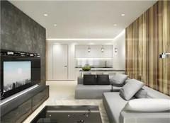 聊城观澜一品55平米公寓装修案例分享