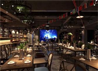 桂林餐厅装修费用 桂林餐厅装修流程
