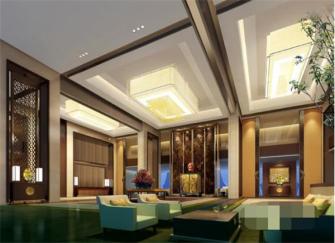 北京宾馆装修公司哪家好 北京宾馆酒店装修设计效果图