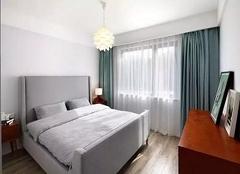 惠陽恒大棕櫚島裝修96平米三居室案例