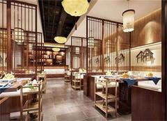 无锡餐厅装修设计公司 无锡餐厅装修效果图