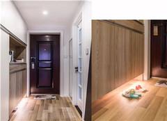 日照市直三区72平米北欧风二居室装修案例