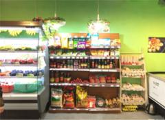 杭州生鲜超市装修设计要点 杭州生鲜超市装修效果图