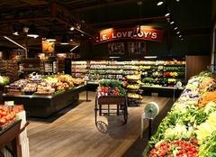 郴州超市装修公司 郴州超市装修效果图