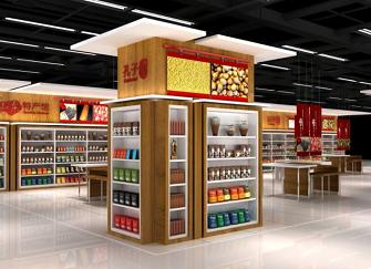 郑州超市装修哪家好 郑州专业超市装修公司