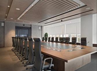 松江会议室装修3种风格效果图 松江会议室装修4个技巧