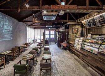 成都咖啡店装修风格 成都小型咖啡店装修案例