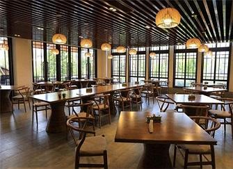 福州餐饮店装修公司有哪些 2019福州餐厅装修价格