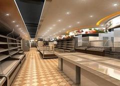 南昌超市装修公司哪家好 超市装修注意事项