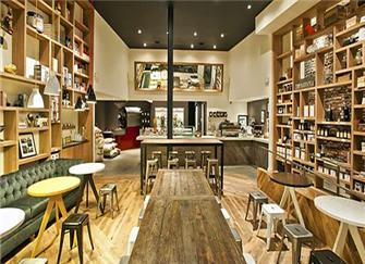 南京咖啡店装修公司哪家好 南京咖啡店装修设计案例