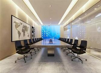 福州会议室装修公司哪家好 福州会议室装修效果图