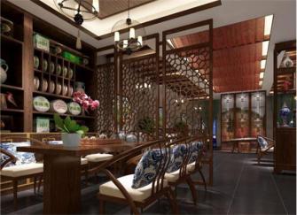 北京茶楼装修公司 北京茶楼装修设计
