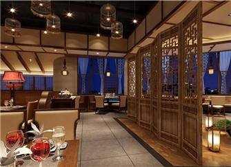 上海餐馆装修价格 上海餐馆装修公司哪家好