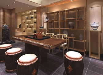 洛阳茶楼装修哪家公司做得好?洛阳茶楼装修价格是多少?
