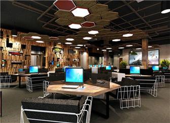 上海网咖装修设计攻略 上海网咖装修效果图