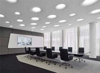舟山会议室装修设计哪家好 2019舟山会议室装修设计效果图