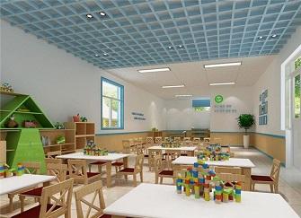舟山幼儿园装修公司:幼儿园室内外装修设计注意事项