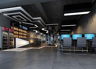 丹东网吧装修公司哪家好 丹东网吧装修需要多少钱