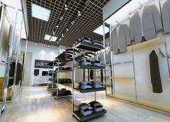 珠海服装店设计公司哪家好 服装店装修一平米多少钱