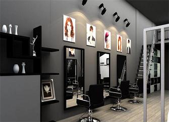 理发店装修怎么装简易好看 小型理发店装修风格有哪些