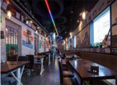 杭州餐厅装修哪家好 杭州餐厅装修效果图