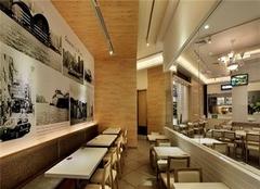快餐店装修多少钱 50平米快餐店简单装修预算