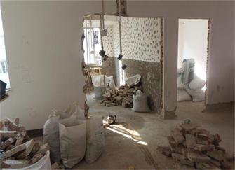 北京老房装修拆除费用 老房装修拆除注意事项