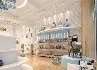 孕婴店怎么装修高档又省钱 孕婴店装修需要多少钱
