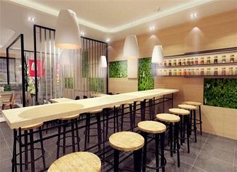 舟山餐厅装修公司哪家好 舟山快餐厅装修设计多少钱