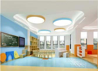桂林幼儿园装修公司 桂林幼儿园装修设计方案