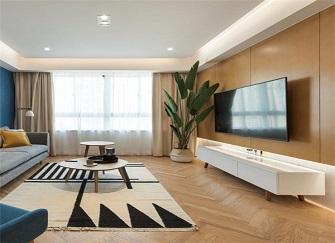 福州中铁城怎么样 88平方三室一厅精装修效果图