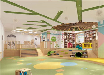 大理幼儿园装修公司哪家好 大理幼儿园装修注意事项