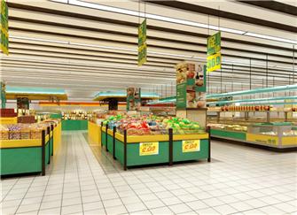 上海超市装修多少钱 上海超市装修材料清单