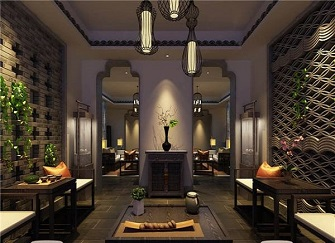 九江咖啡厅装修设计 九江咖啡店特色装修效果图
